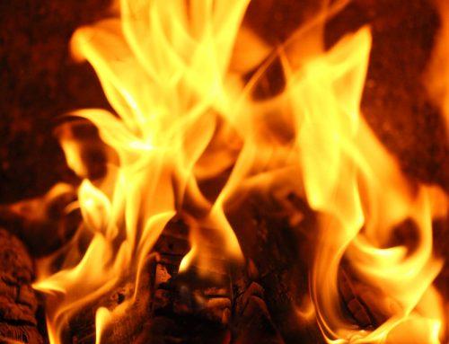 火の扱いは難しい?